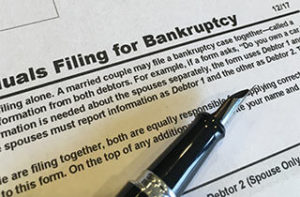 Bankruptcy In CT